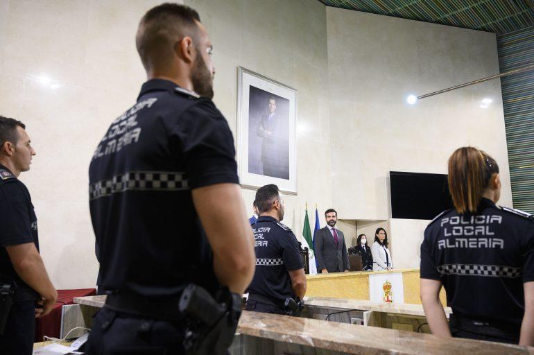 nuevos policias locales toma posesion02