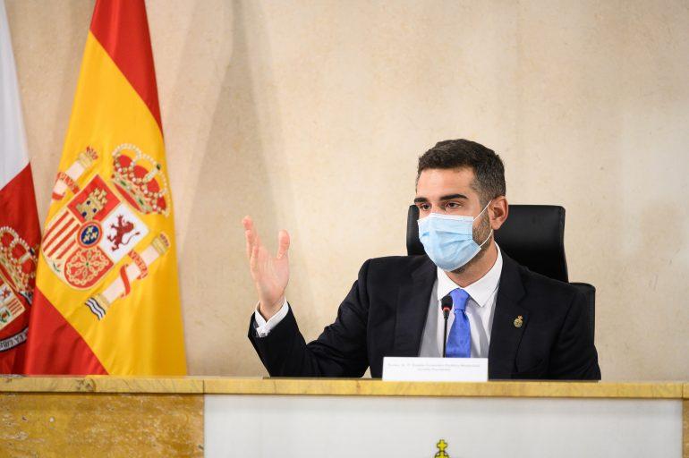 Intervención alcalde